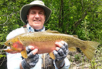 Idaho Angler Lands New Catch-and-Release Record Cutthroat Trout