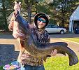 Maryland Angler Catches Record Flathead Catfish